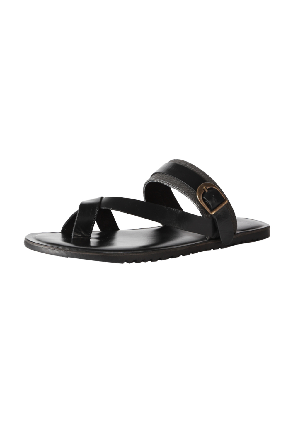 94511abcd3fb Van Heusen Footwear, Van Heusen Black Sandals for Men at Vanheusenindia.com