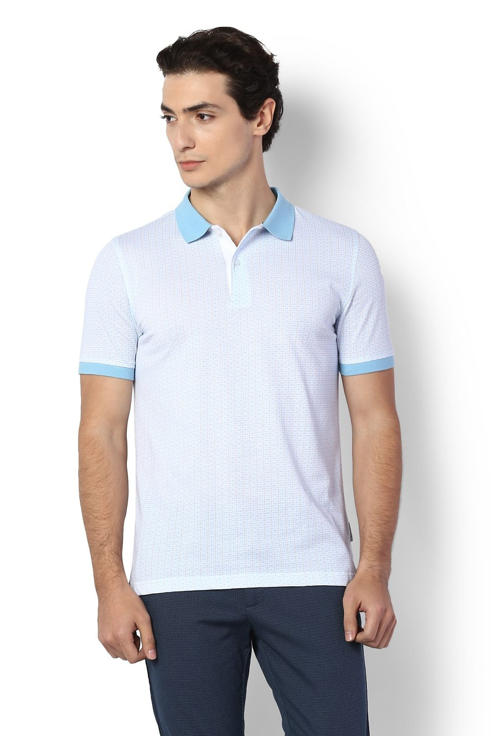217c583ee8fbe Buy Van Heusen Men s T Shirt - Buy T Shirts Online