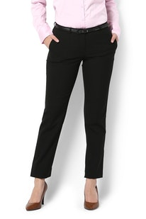 5a278b19e Van Heusen Trousers and Leggings for Women | Vanheusenindia.com