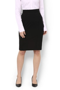 e01c52ed6 Buy Van Heusen Long, Short & Formal Skirts Online | Vanheusenindia.com