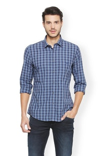69eacb5578 Van Heusen Men Shirts - Buy Shirts for Men India | Vanheusenindia.com