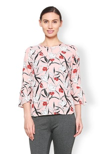 088a1945c43405 Buy Van Heusen Tees and Tops for Women - Shop Online ...