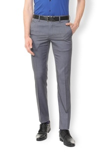 81cc4dce19ae9e Van Heusen Men s Trousers   Chinos-Buy Van Heusen Trouser   Chinos ...