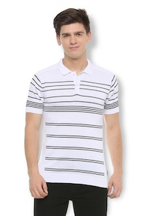 9e2c1d40bc Buy Van Heusen Men s T Shirt - Buy T Shirts Online