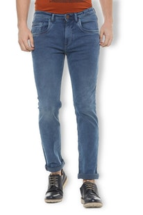 7aa52777e579 Buy Men's Jeans-Buy Van Heusen Jeans for Men Online India ...