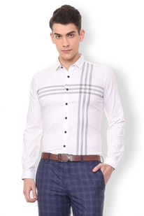 d70fba69bd87 Van Heusen Men Shirts - Buy Shirts for Men India | Vanheusenindia.com