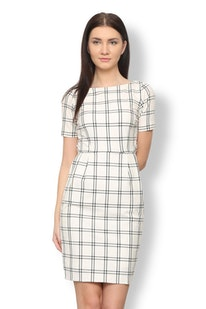 1b140cf6f1e5 Buy Van Heusen Women Dresses Online in India | Vanheusenindia.com