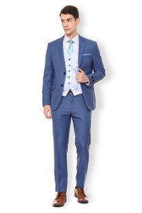 2081a72e14c3 Suits & Blazer-Buy Mens Van Heusen Suits & Blazer | Vanheusenindia.com