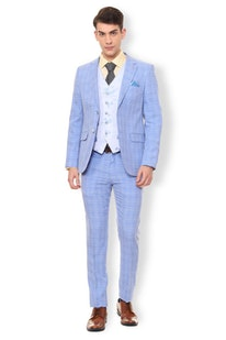 6eadacfdc8a3b Suits & Blazer-Buy Mens Van Heusen Suits & Blazer | Vanheusenindia.com