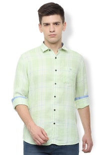 06028d91e Van Heusen Men Shirts - Buy Shirts for Men India