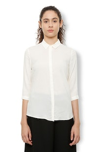 7a32648c Buy Van Heusen Women Shirts and Blouses Online | Vanheusenindia.com