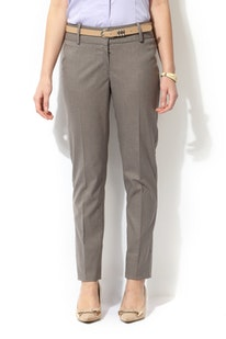 37bf79f298 Van Heusen Trousers and Leggings for Women | Vanheusenindia.com
